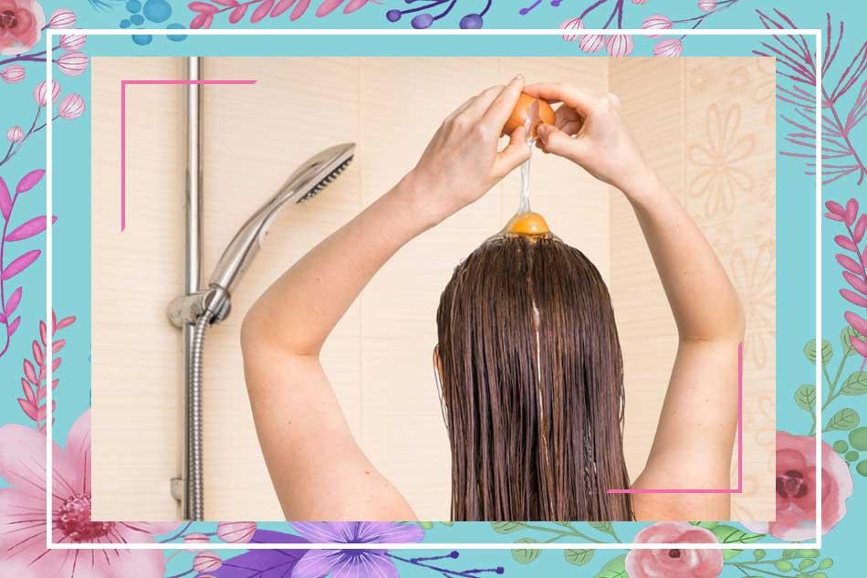 Cách làm tóc mọc nhanh dài bằng lòng đỏ trứng