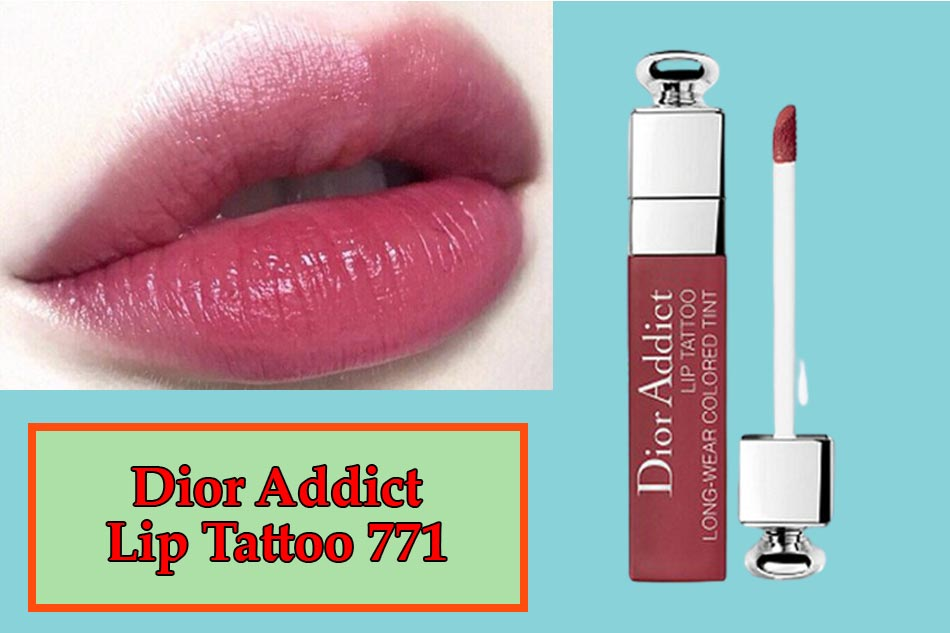 Dior Addict Lip Tattoo 771