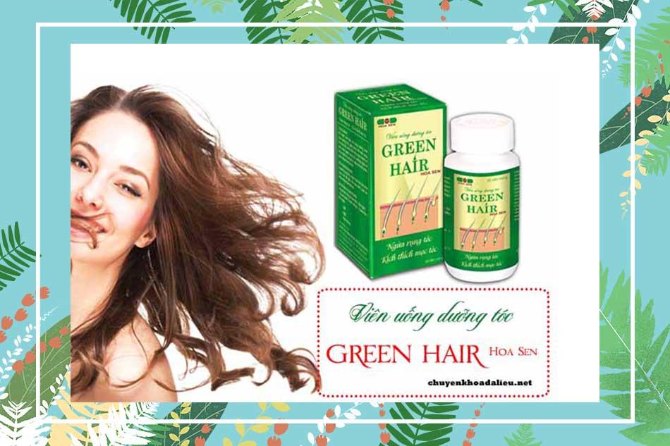 Green Hair Hoa Sen có tốt không?