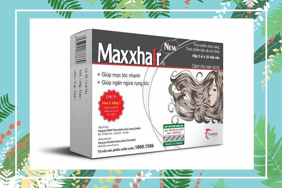 Nên dùng Green Hair hay Maxxhair?