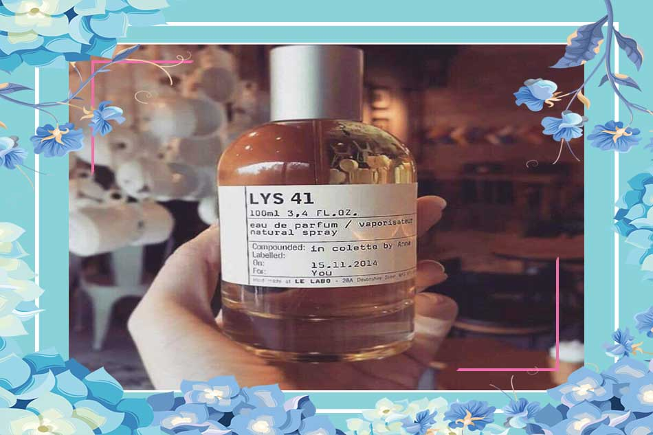 Nước hoa Le Labo Lys 41