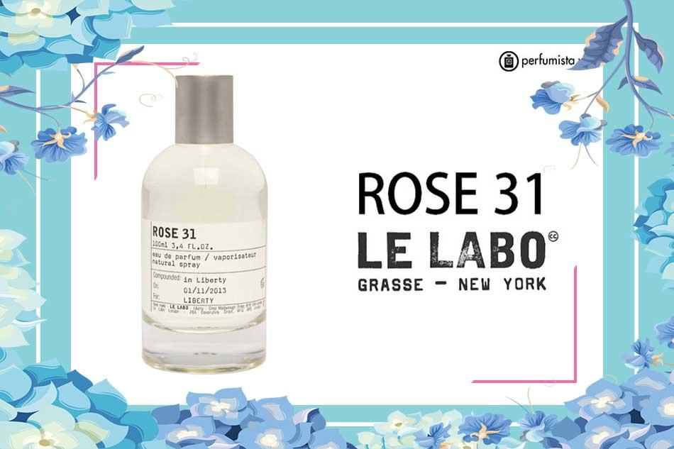 Nước hoa Le Labo Rose 31