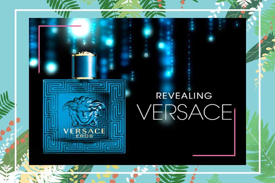 Nước hoa Versace Eros chính hãng mua ở đâu tại Hà Nội, TpHCM?