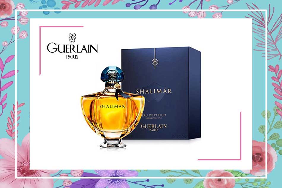 Nước hoa nữ Guerlain Shalimar