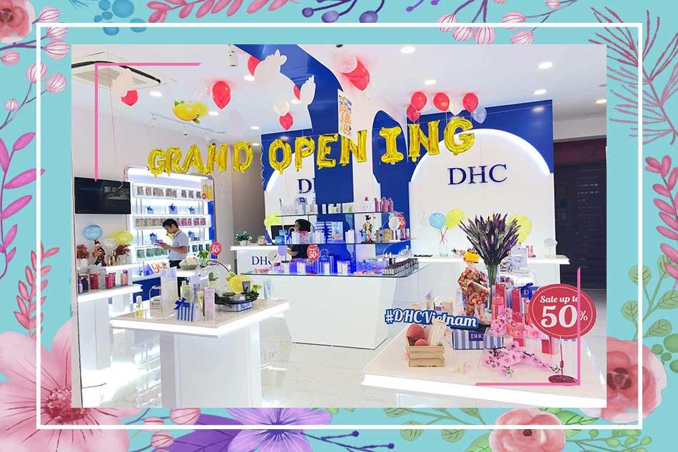 Son dưỡng DHC chính hãng mua ở đâu tại Hà Nội, TpHCM?