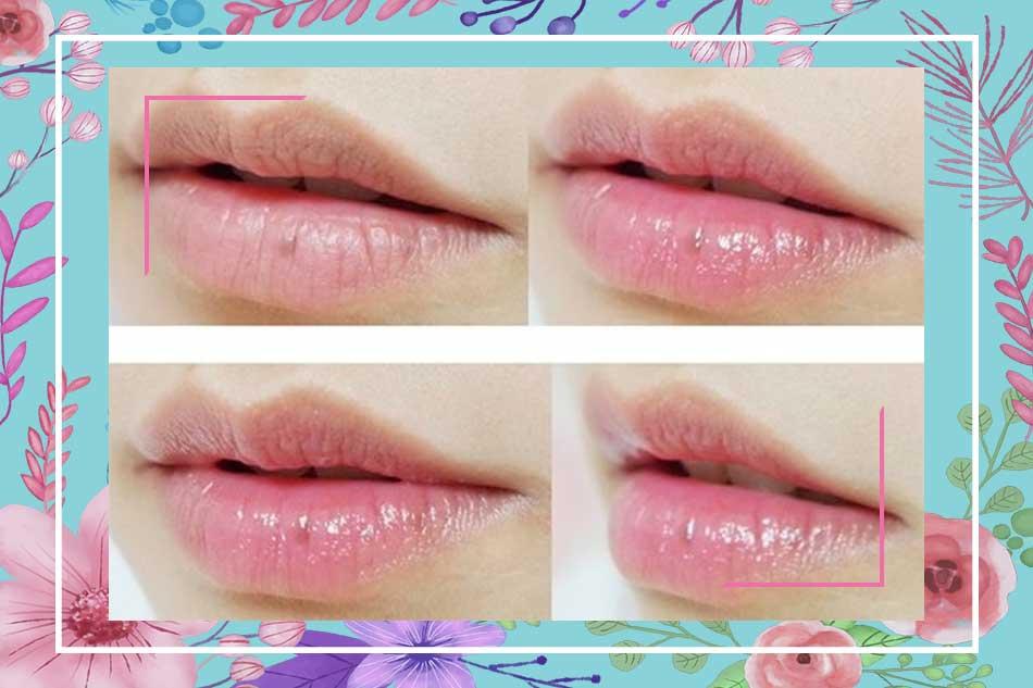 Son dưỡng DHC trị thâm môi có ổn không?