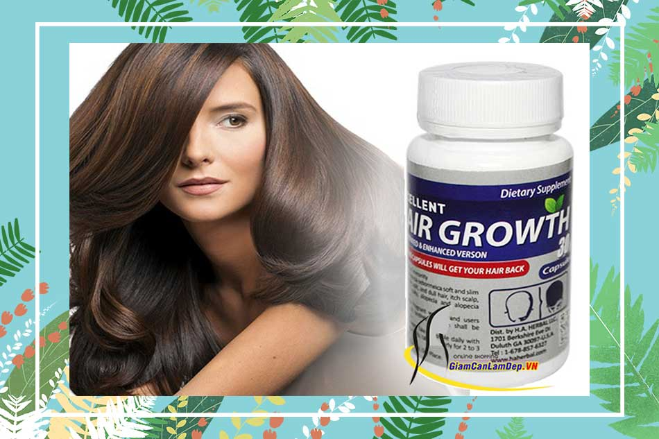 Tác dụng của Excellent Hair Growth