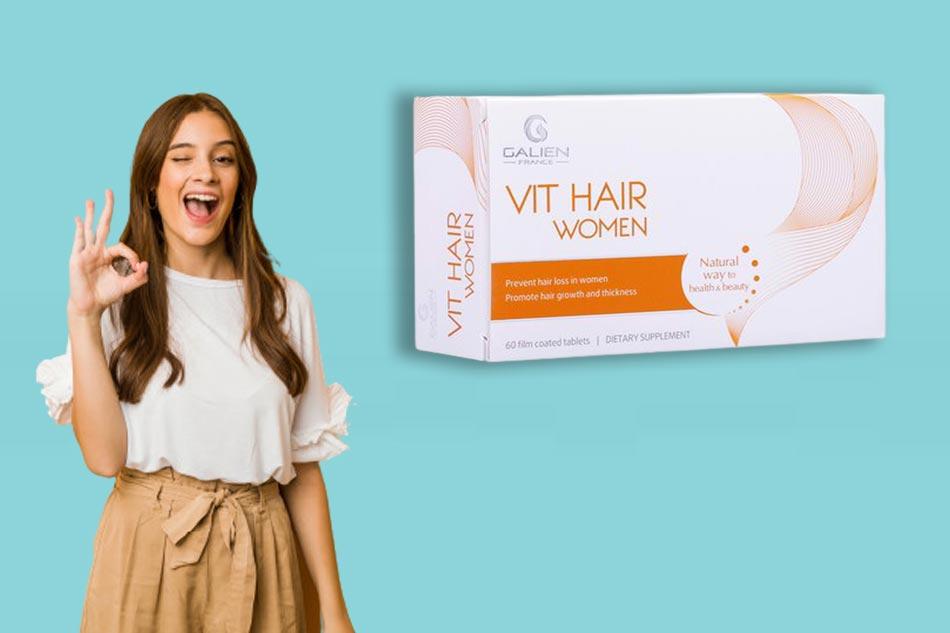 Thuốc Vit Hair có tốt không?