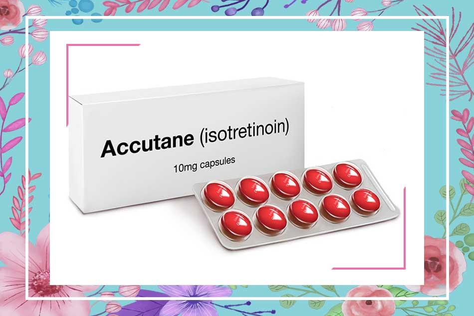 Thuốc đặc trị mụn đỏ không nhân Isotretinoin