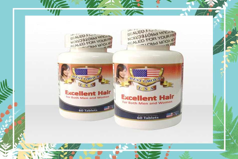 Viên uống mọc tóc Excellent Hair là gì?