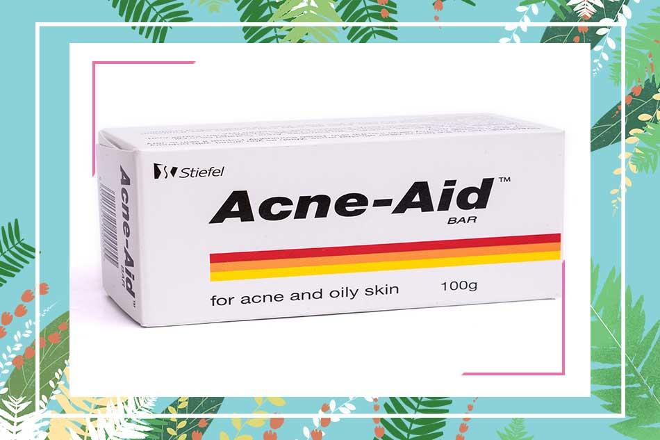 Xà phòng rửa mặt trị mụn Acne-Aid có tốt không?