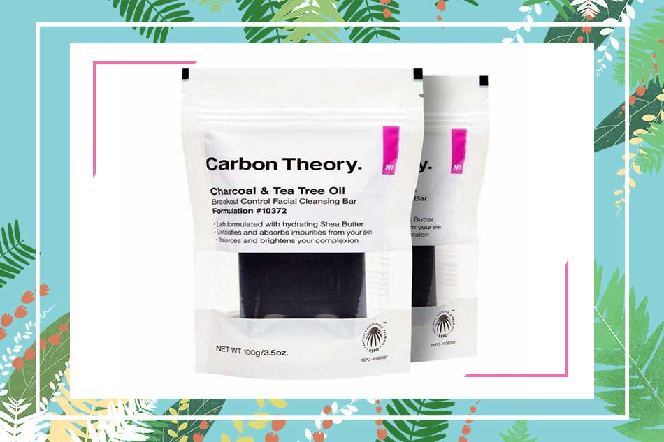 Xà phòng trị mụn Charcoal & Tea Tree Oil