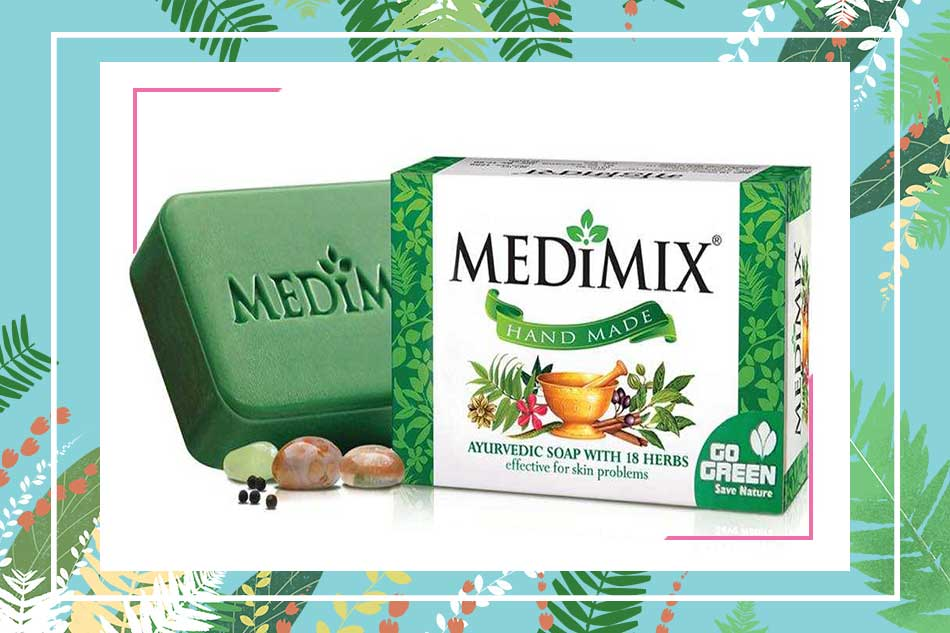 Xà phòng trị mụn lưng Medimix có tốt không?