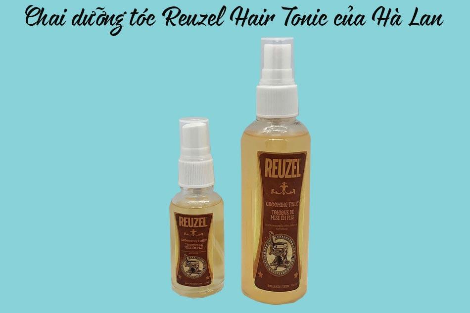 Chai dưỡng tóc Reuzel Hair Tonic của Hà Lan