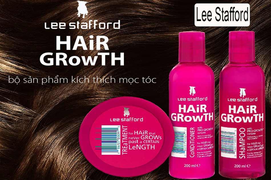 Dầu gội kích thích mọc tóc Lee Stafford
