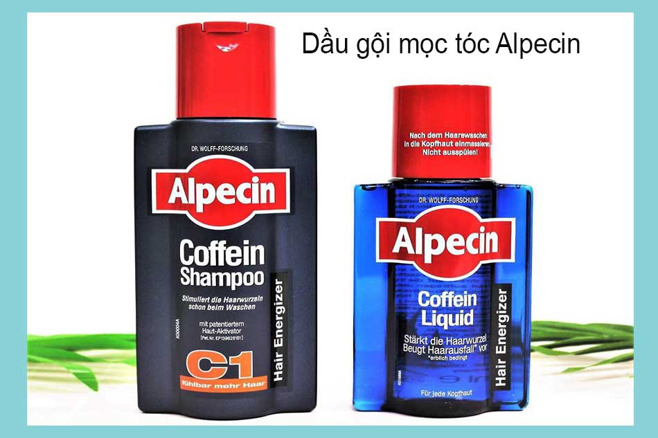 Dầu gội mọc tóc Alpecin