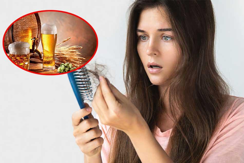 Hướng dẫn cách trị rụng tóc bằng bia an toàn và hiệu quả tại nhà
