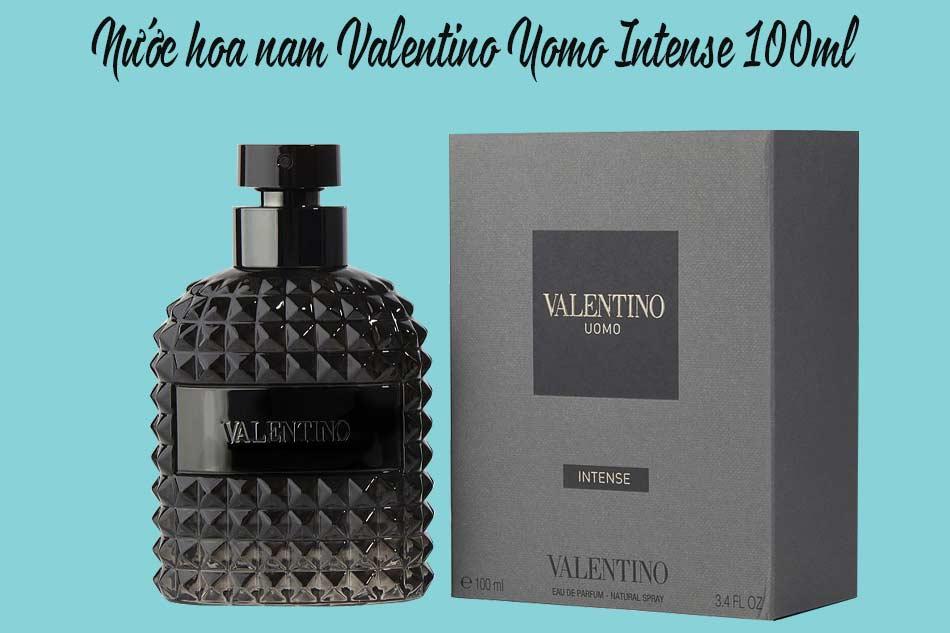 Nước hoa nam Valentino Uomo Intense 100ml