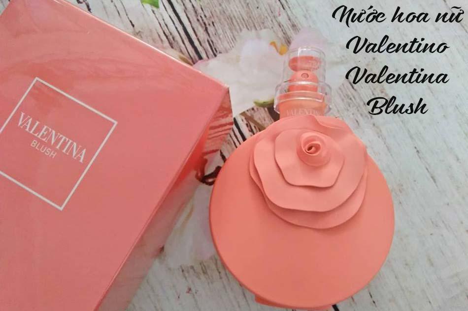 Nước hoa nữ Valentino Valentina Blush gợi cảm