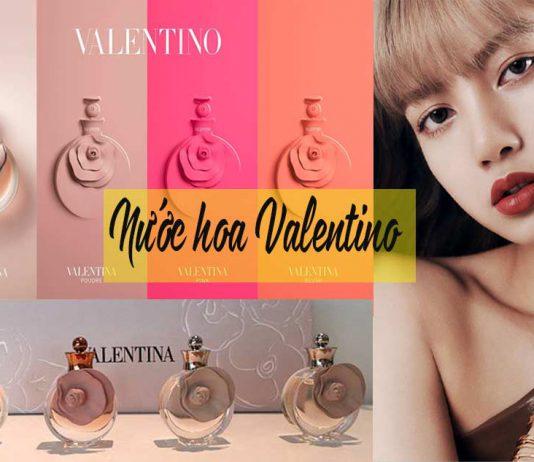 Nước hoa Valentino