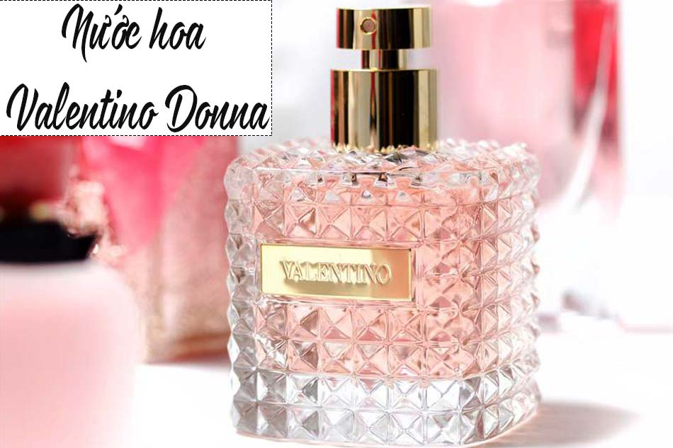 Nước hoa Valentino Donna