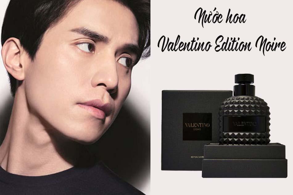 Nước hoa Valentino Edition Noire