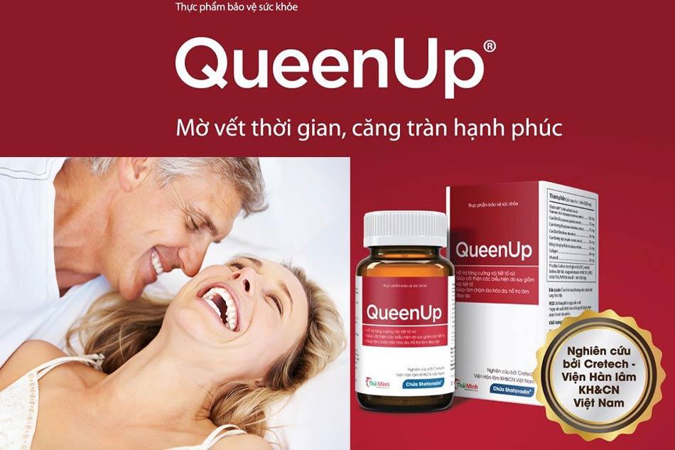 QueenUp
