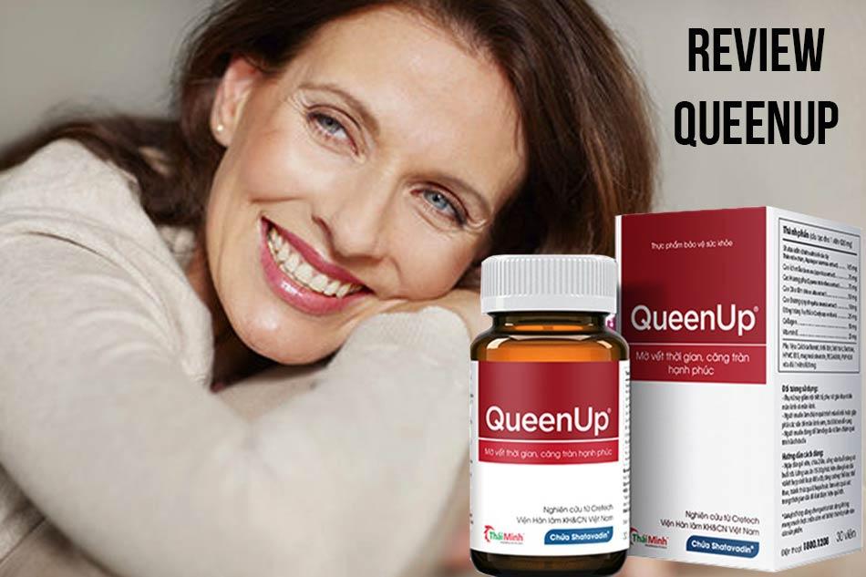 Review QueenUp từ người dùng