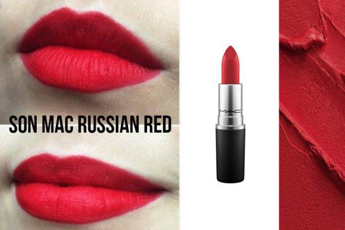 Son Mac Russian Red