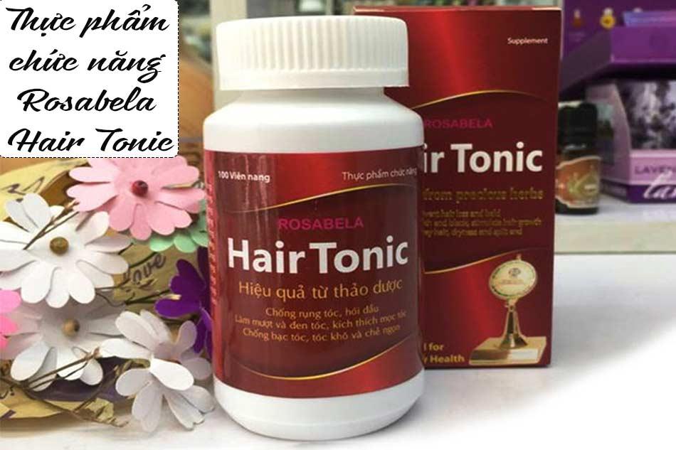 Thực phẩm chức năng Rosabela Hair Tonic
