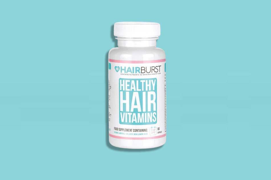 Thuốc mọc tóc Hairburst là gì?