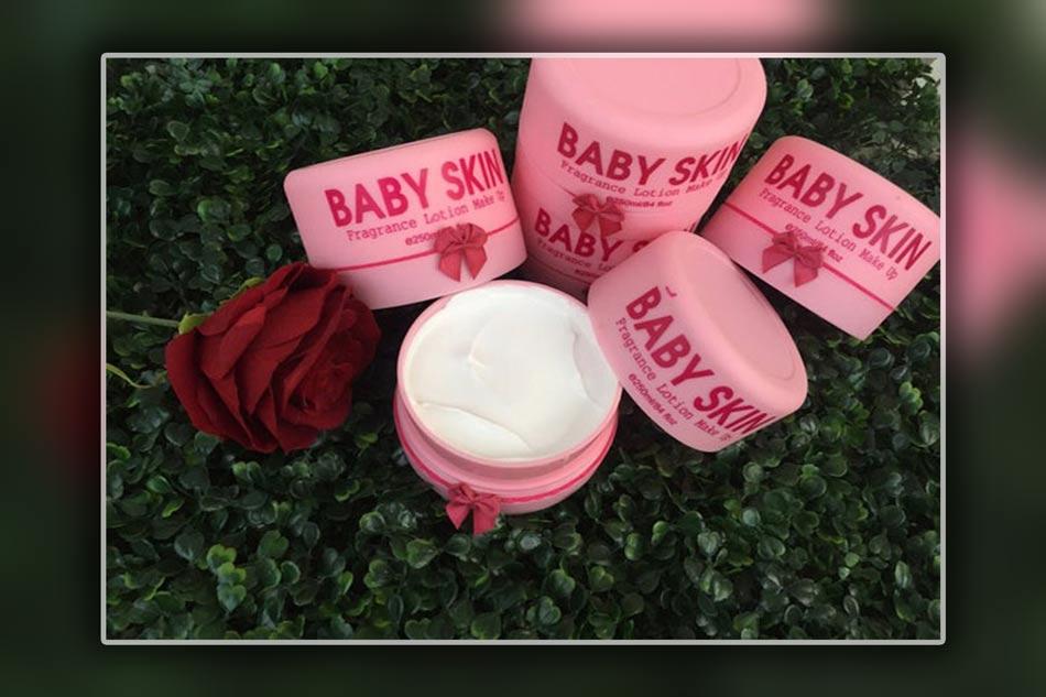 Kem Body Baby Skin là sản phẩm dưỡng da có nguồn gốc từ thiên nhiên