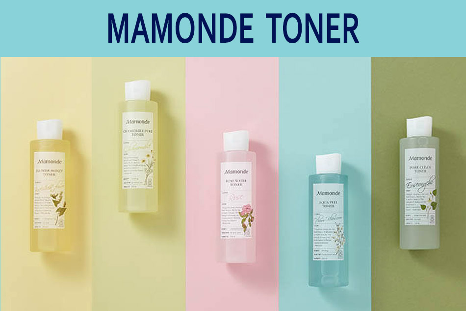 Mamonde Toner