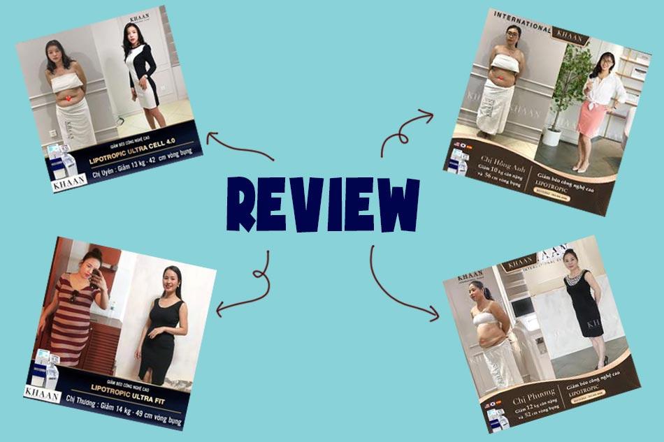 Review thẩm mỹ quốc tế Khaan từ khách hàng