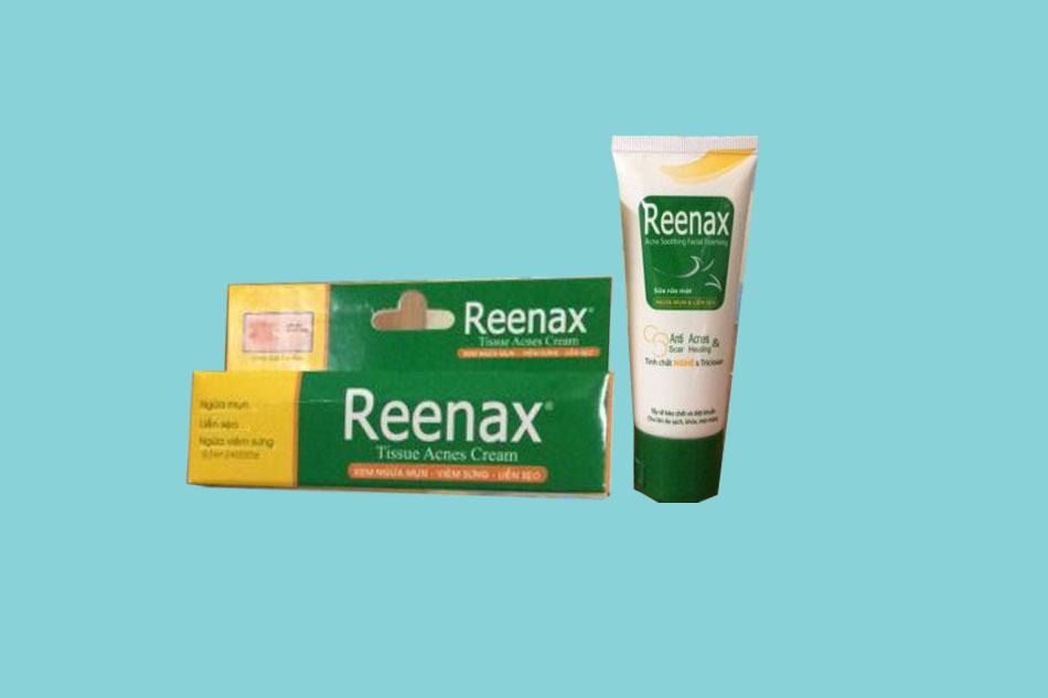 Kem bôi Reenax là thuốc gì?