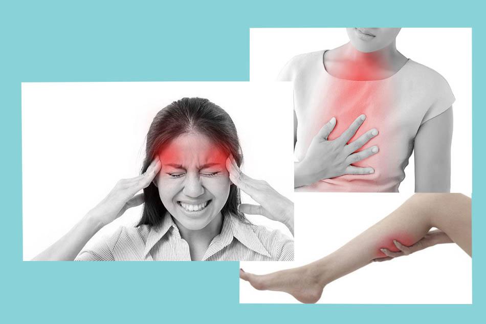Triệu chứng thường gặp nếu quá liều