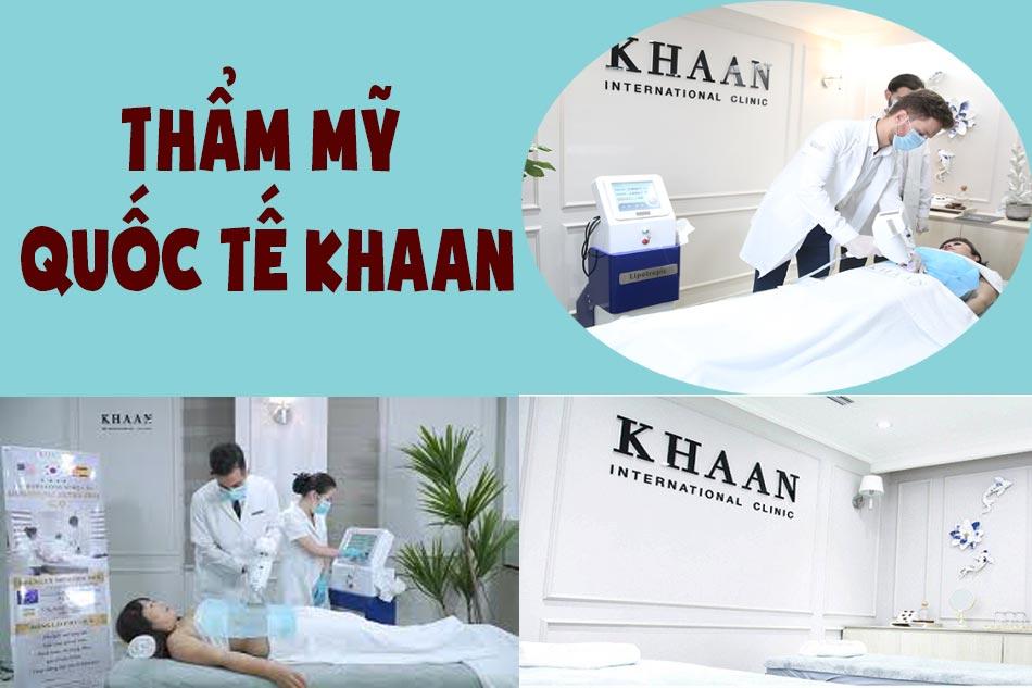 Thẩm mỹ quốc tế Khaan