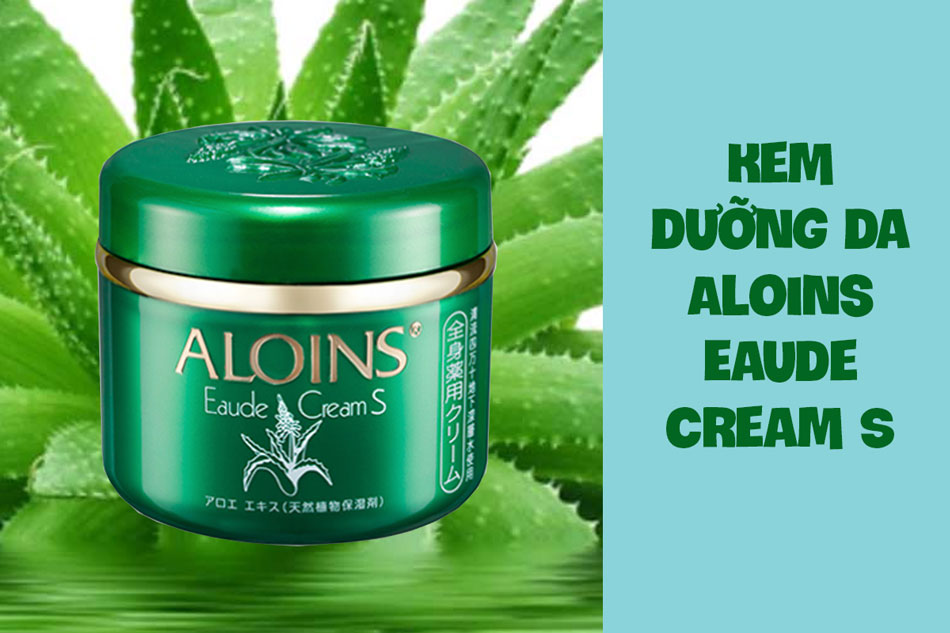 Kem dưỡng da Aloins Eaude CreamS