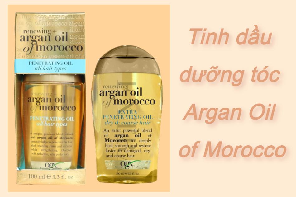 Dầu dưỡng tóc Argan Oil of Morocco
