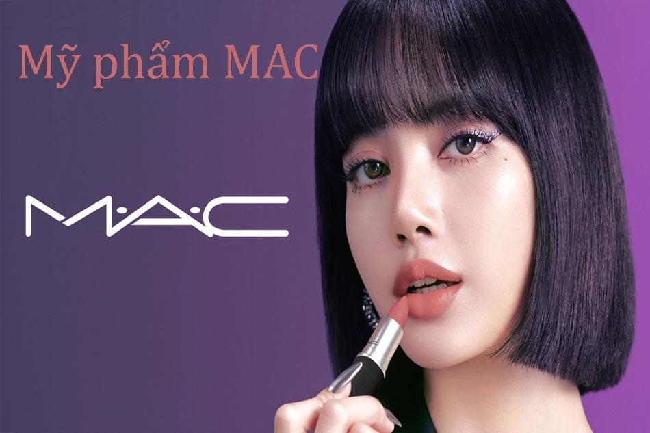 Thương hiệu mỹ phẩm MAC