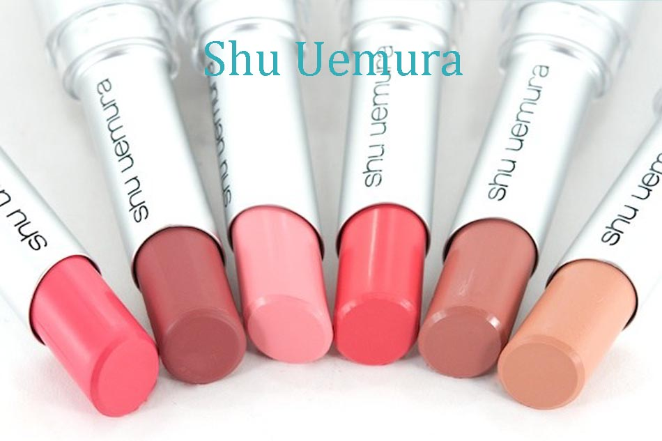 Thương hiệu mỹ phẩm Shu Uemura