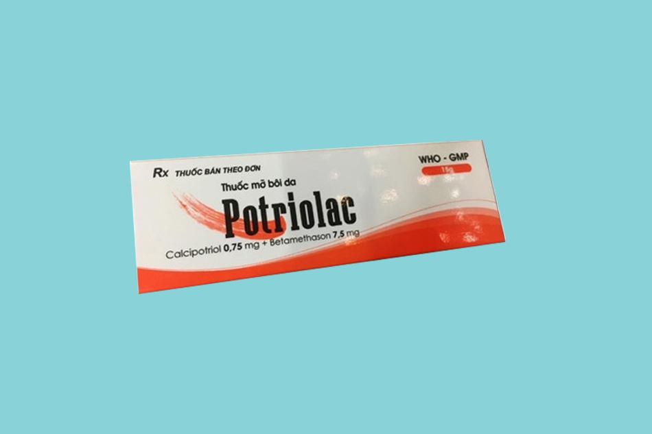 Tác dụng của Potriolac