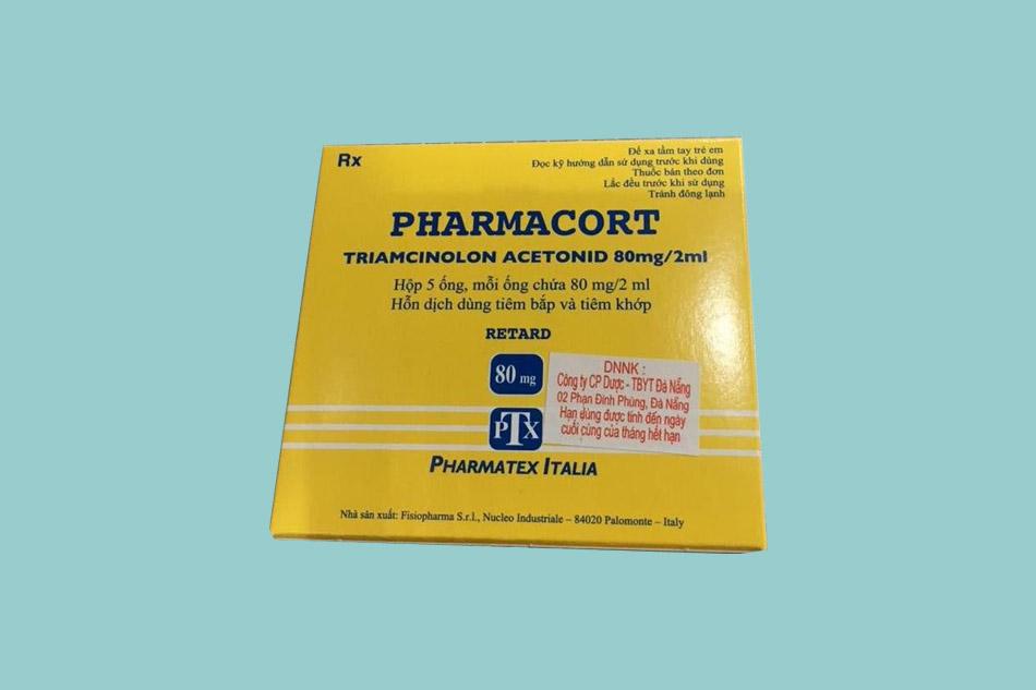 Thuốc Pharmacort là thuốc gì?