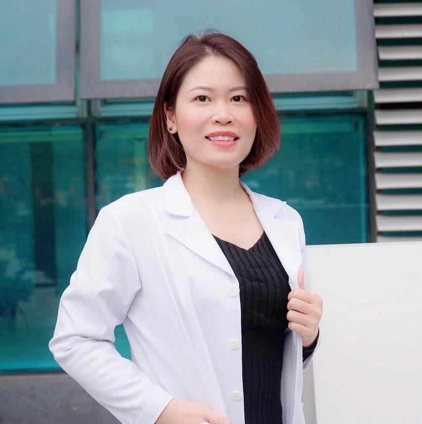 Cố vấn chuyên môn Tạp chí Da Liễu: Bác sĩ Mai Trinh