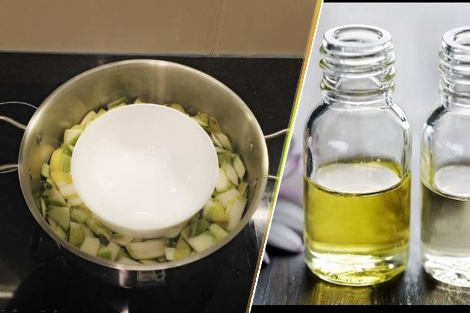 Cách làm tinh dầu bưởi trị rụng tóc tại nhà