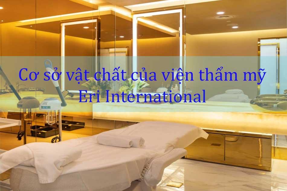 Địa chỉ chi nhánh thẩm mỹ viện Eri International Clinic Việt Nam