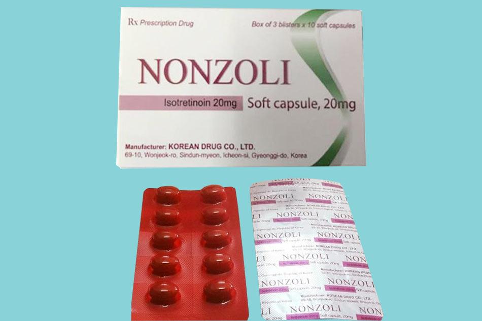 Công dụng - Đối tượng sử dụng của Nonzoli