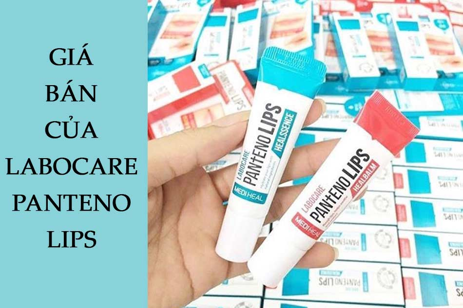 Giá bán của Labocare Panteno Lips