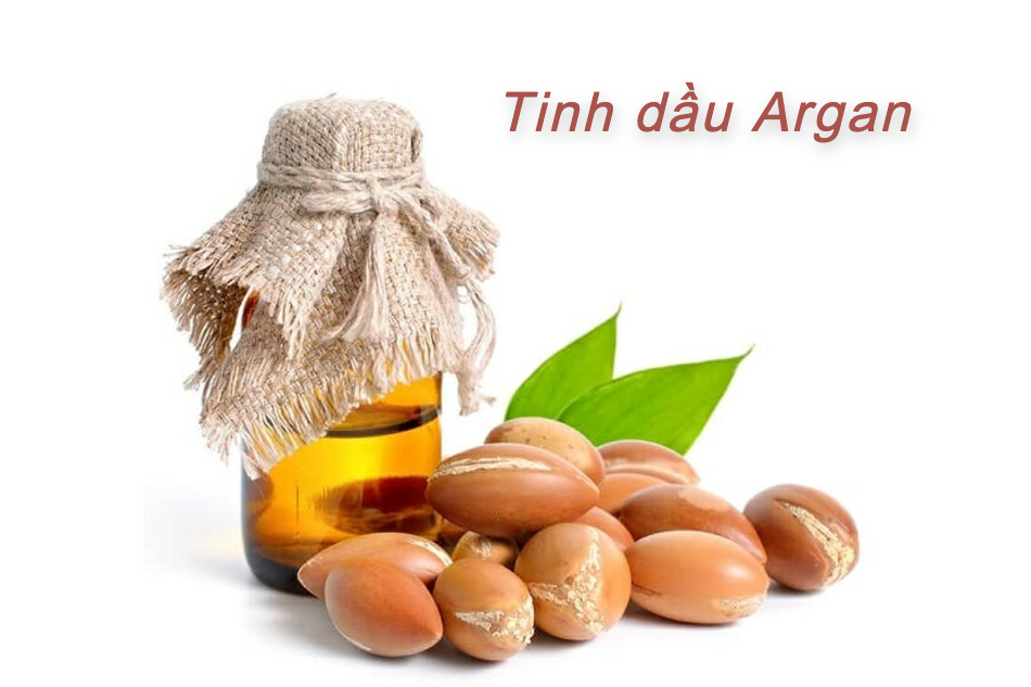 Tinh dầu Argan có nhiều thành phần giàu vitamin và dưỡng chất