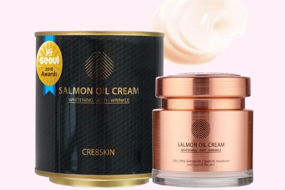 Đây là một loại kem dưỡng đến từ thương hiệu mỹ phẩm Cre8skin nổi tiếng của Hàn Quốc